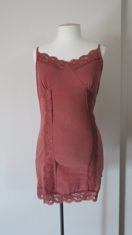 Coral Maternity Singlet