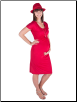 Embrace Maternity and Nursing Dress