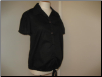 Black Short Sleeve Shirt