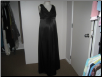 Long Black Gown
